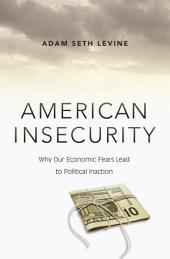 American Insecurity: Why Our Economic Fears Lead to Political Inaction