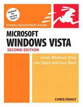 Microsoft Windows Vista: Visual QuickStart Guide, Edition 2