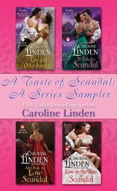 A Taste of Scandal: A Series Sampler