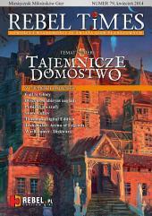 REBEL Times 79: Nowości i wiadomości ze świata gier planszowych