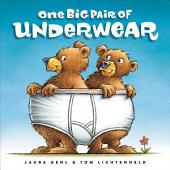 One Big Pair of Underwear: with audio recording