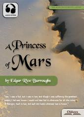 A Princess of Mars - AUDIO EDITION of American Short Stories for Children, Young Adults, and English Learners