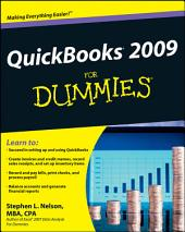 QuickBooks 2009 For Dummies: Edition 16