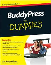 BuddyPress For Dummies