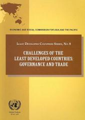 Challenges of the Least Developed Countries: Governance and Trade