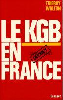 Le KGB en France