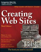 Creating Web Sites Bible: Edition 3