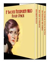 F Scott Fitzgerald Four Pack - Benjamin Button, This Side of Paradise, The Beautiful and Damned, The Diamond as big as The Ritz: Illustrated by Norman Rockwell