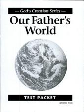 Our Father's World: Test
