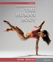 Introduction to the Human Body, 10th Edition