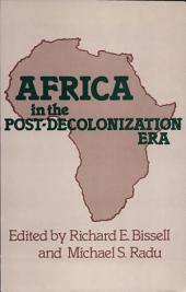 Africa in the Post-Decolonization Era