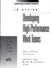 Developing High-Performance Work Teams