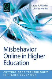 Misbehavior Online in Higher Education