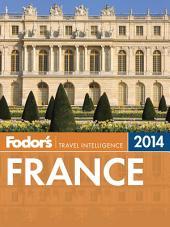 Fodor's France 2014