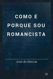 Como e porque sou romancista