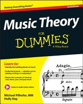 Music Theory For Dummies: Edition 3
