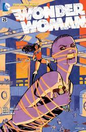 Wonder Woman (2011- ) #25