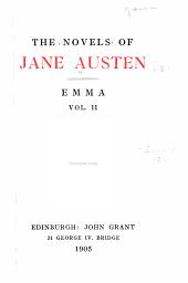 The Novels of Jane Austen: Emma