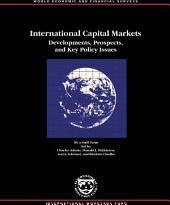 International Capital Markets, 1998