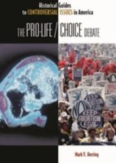 The Pro-life/choice Debate