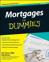 Mortgages For Dummies: Edition 3