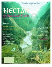 Nectar #8: Peace - Physical, Mental, Spiritual, and Terrestrial