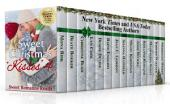Sweet Christmas Kisses 4: A Bundle of 14 Wholesome Holiday Romances