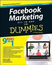 Facebook Marketing All-in-One For Dummies: Edition 3