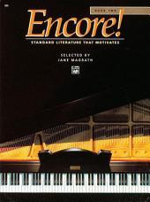 Encore!, Book 2