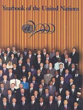 Yearbook of the United Nations: Volume 54