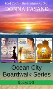 The Ocean City Boardwalk Series, Books 1-3
