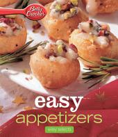 Betty Crocker Easy Appetizers: Wiley Selects