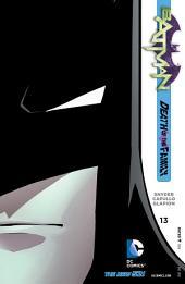 Batman (2011-) #13