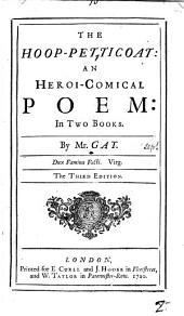 The hoop-petticoat: Volume 23
