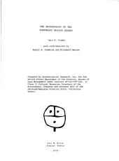 The Archaeology of the Northeast Mojave Desert