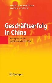 Geschäftserfolg in China: Strategien für den größten Markt der Welt