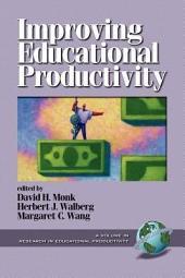 Improving Educational Productivity