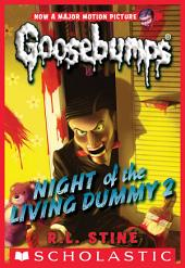 Classic Goosebumps #25: Night of the Living Dummy 2