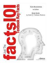 e-Study Guide for: Core Economics by Gerald Stone, ISBN 9781429206235