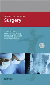 Churchill's Pocketbook of Surgery E-Book