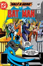 Batman (1940-2011) #346