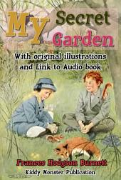 The Secret Garden - With Original Illustrations and Audio Book Link