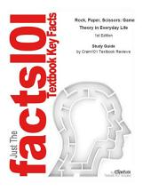 e-Study Guide for Rock, Paper, Scissors: Game Theory in Everyday Life, textbook by Len Fisher: Statistics, Statistics