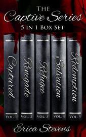 The Captive Series Bundle (Books 1-5)