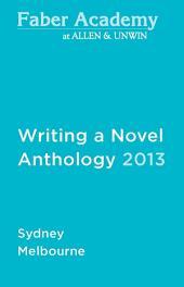Writing a Novel Anthology, 2013