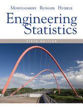 Engineering Statistics, 5th Edition