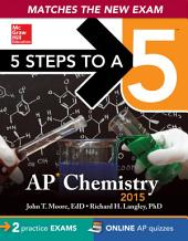 5 Steps to a 5 AP Chemistry, 2015 Edition: Edition 6