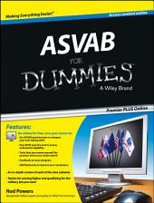 ASVAB For Dummies, Premier Plus (with Free Online Practice Tests)