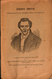 Joseph Smith, the Martyr, in His Own Defense