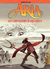 Aria – tome 4 - Les chevaliers d'Aquarius